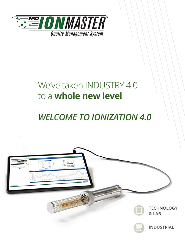 IonMaster Quality Management System Brochure