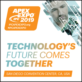 NRD, LLC Showcasing Cutting Edge Technology at IPC APEX EXPO 2019