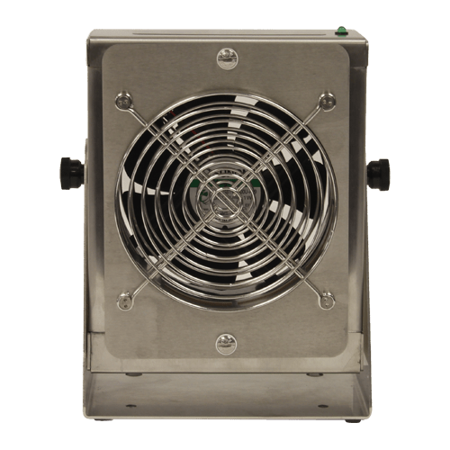 Cleanroom Fan, Stainless Steel