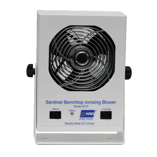 Benchtop Ionizing Blower