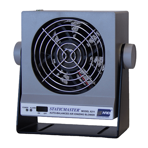 Auto-Balanced Ionizing Fan