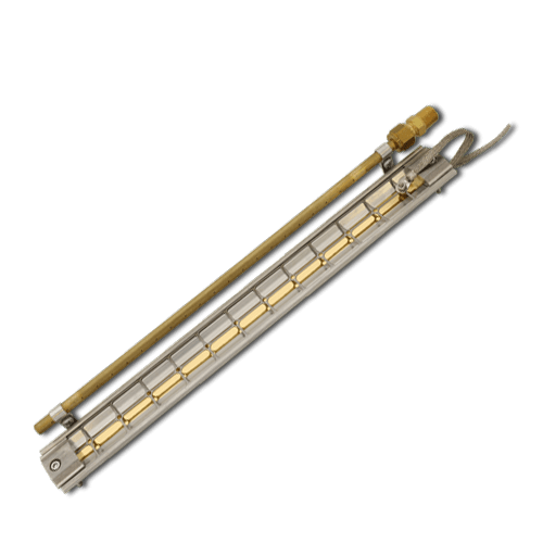 Variable-length Linear Ionizer with Brass Air Tube