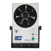 Heated Ionizer Fan